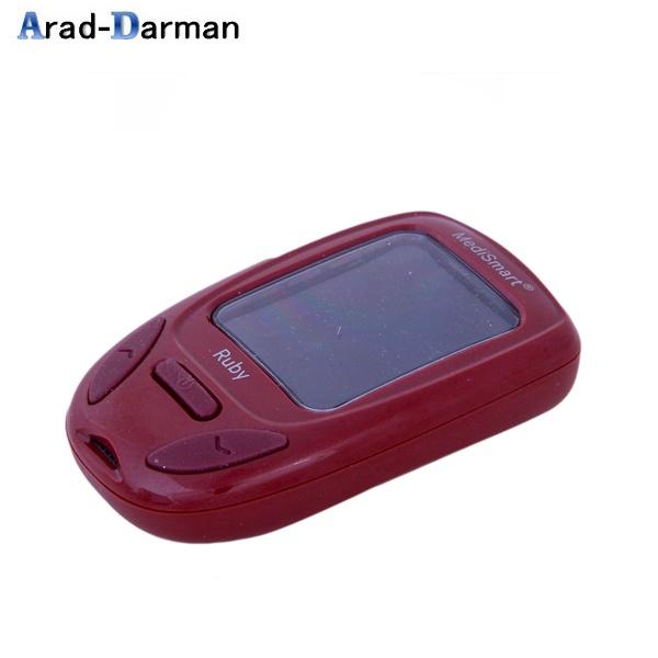 دستگاه تست قند خون روبی مدل Medi Smart