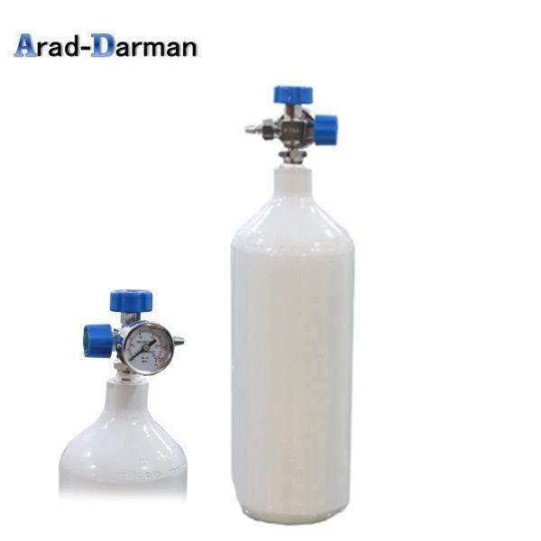 کپسول اکسیژن 2.5 لیتری وکتو